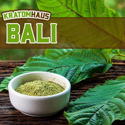 Premium BALI kratom from Kratom:Haus