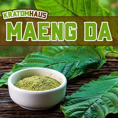 Pure MAENG DA kratom from Kratom:Haus