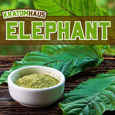 Finest of ELEPHANT kratom from Kratom:Haus