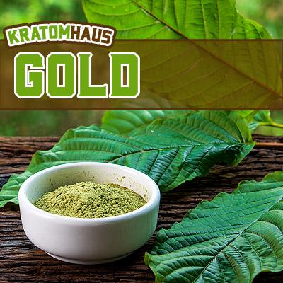 GOLD kratom from Kratom:Haus